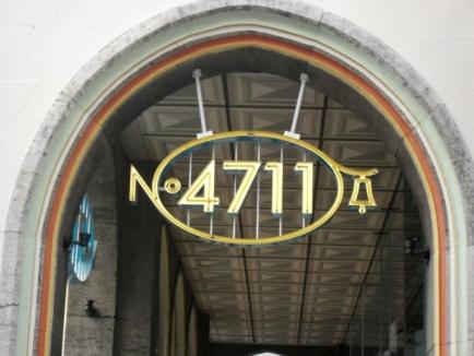 4711 Eau de Cologne perfume shop