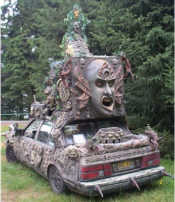 Car from hell?