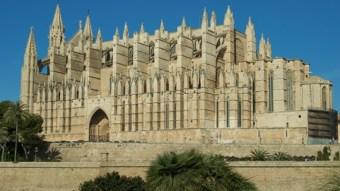 Cathedral Le Seu in Mallorca