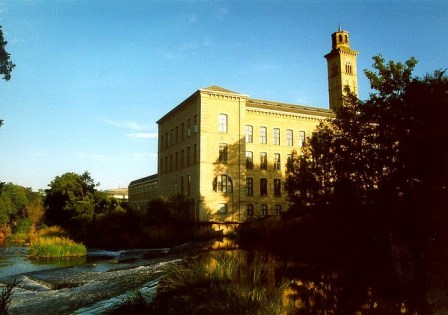 Saltaire's New Mill