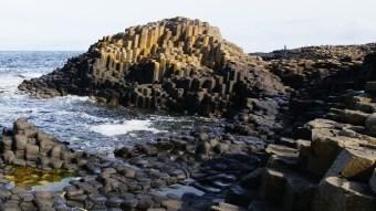 Natural wonder in Northern Ireland