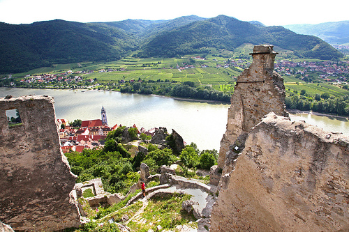 The Wachau Valley