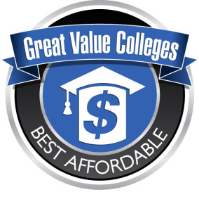 Badge - Great Value Colleges