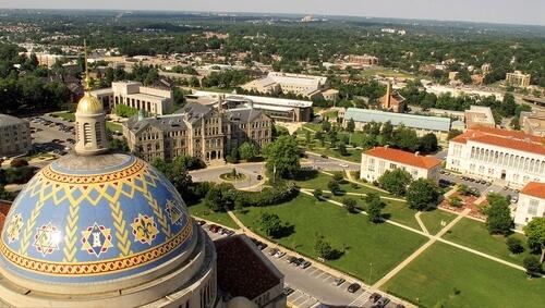 Catholic University Courses