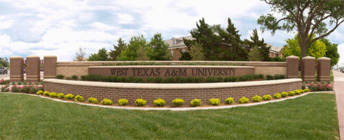 West Texas A&M University online business degree ranking online colleges
