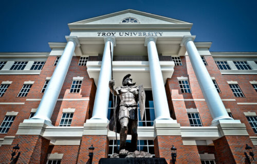 troy university online schools best colleges for psychology