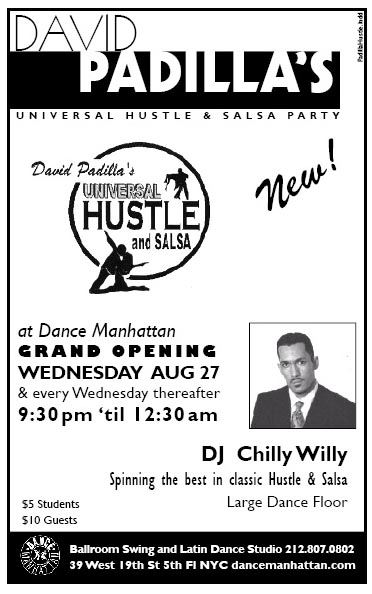 Salsa Contest Flyer