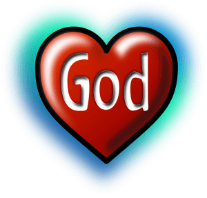 The heart and love of God