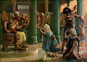 Tissot_The_Wisdom_of_Solomon