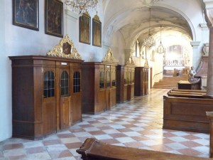 the confessional