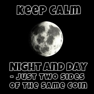 Day and night are the same