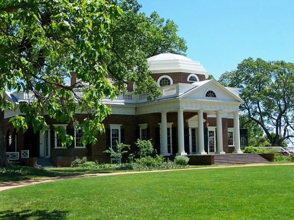 Monticello-Home-Thomas-Jefferson
