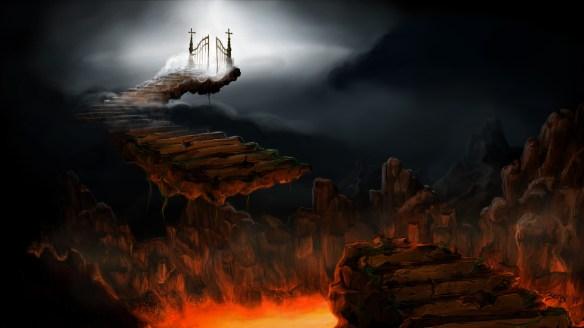 stairsways-heaven-hell