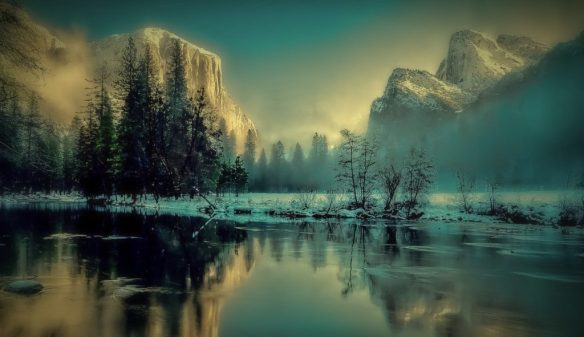 yosemite-national-park-sunrise