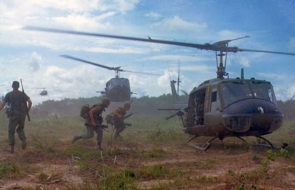African bush wars & Vietnam