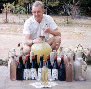 Rhodesian Wine