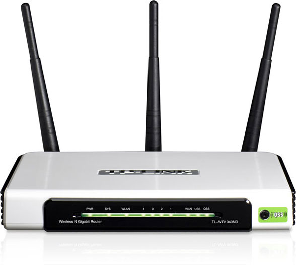TL-WR1043ND-Router