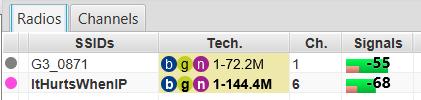 ESS signal levels, XPS13, USB2 hub