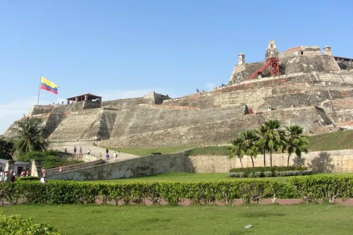 Cartagena, Fortaleza, Colombia, San Felipe de Barajas