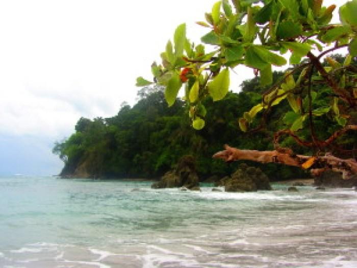 Manuel Antonio, Quepos, Costa Rica Beach