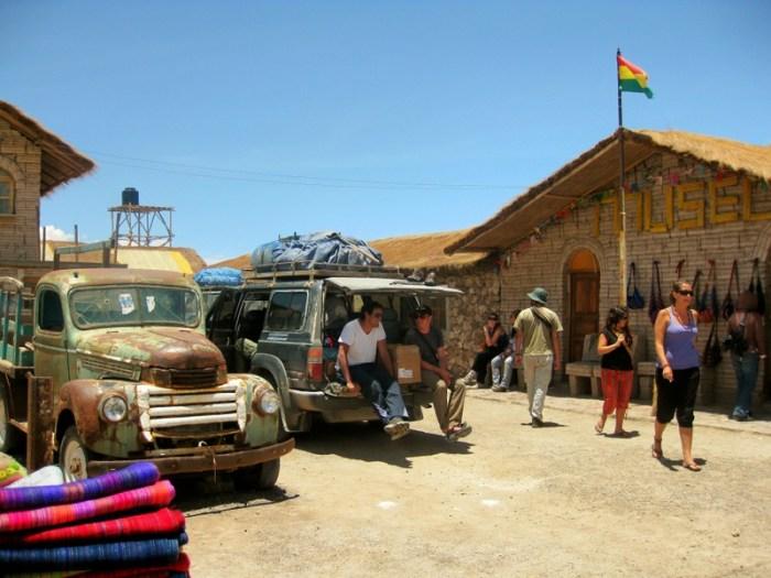 Uyuni, Bolivia, Uyuni Town