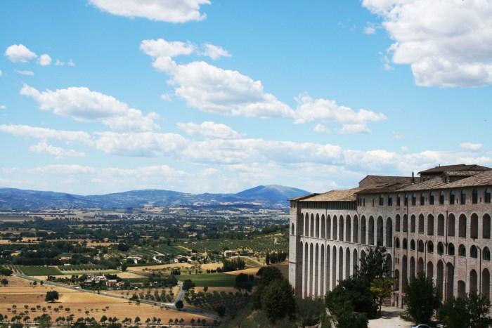Assisi, Italy, Perugia