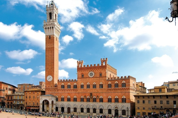 Siena, Campanele, Bell Tower, Italy, Tuscany