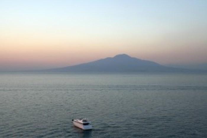 Mount Vesuvius, Sorrento, Italy