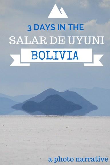 Visiting Bolivia's Salt Flats (Salar de Uyuni) for 3 days - itinerary