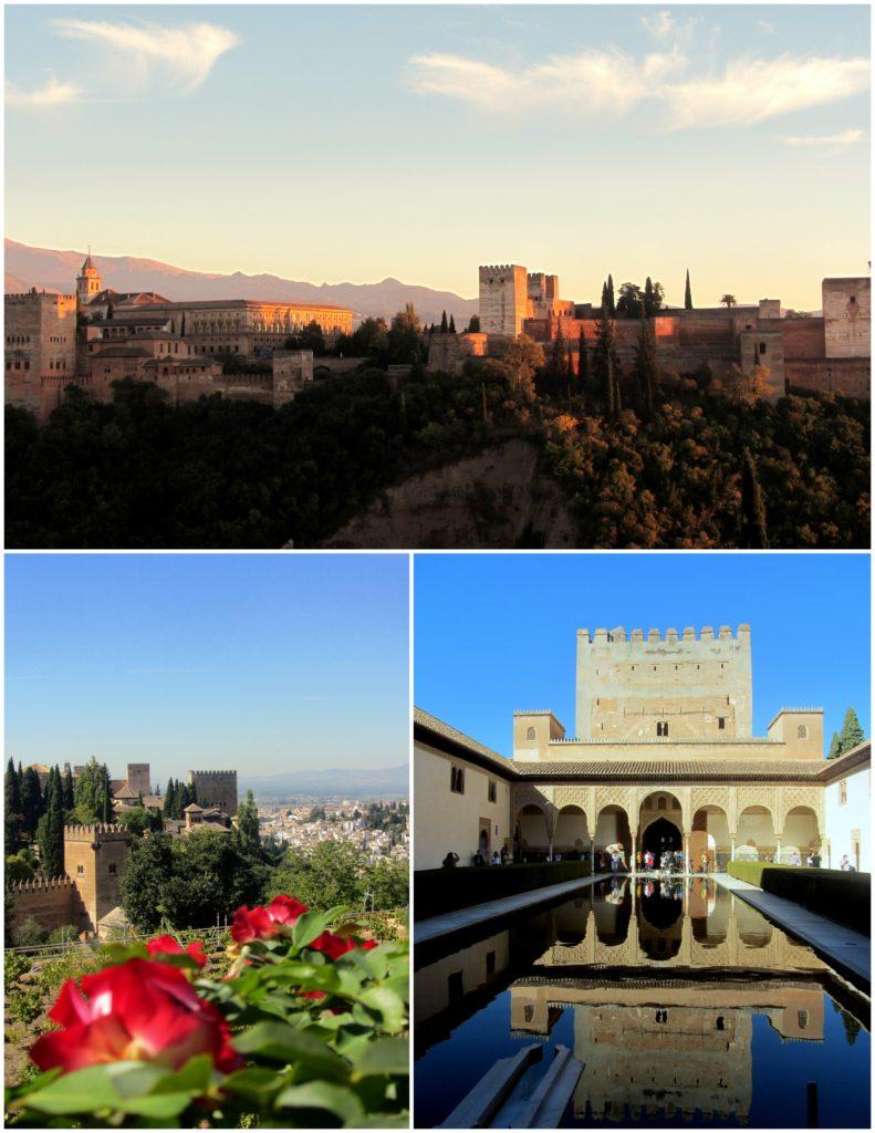 Alhambra, Granada, Spain, Andalusia