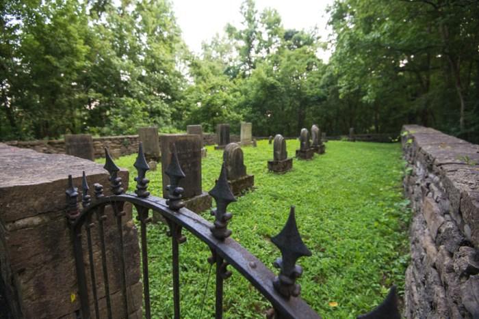 Dinsmore House Cemetery