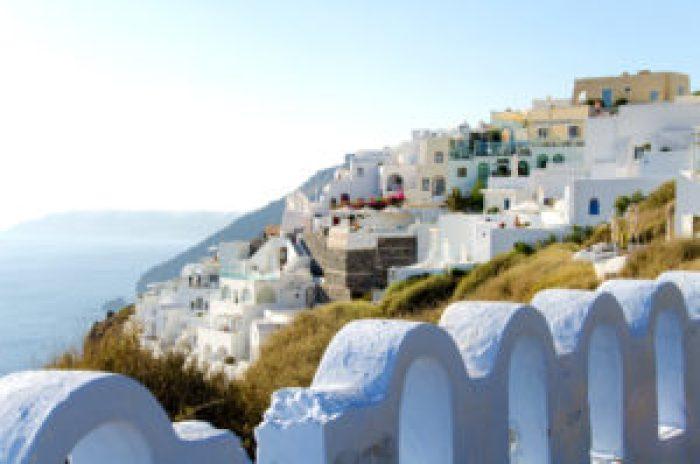 Fira, Santorini, Greece, Loizos Stylish Residence