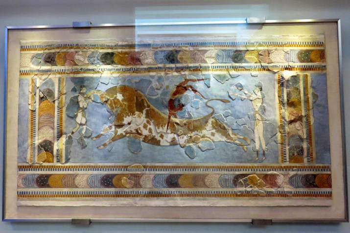 Crete Archaeological Museum, Heraklion, Greece