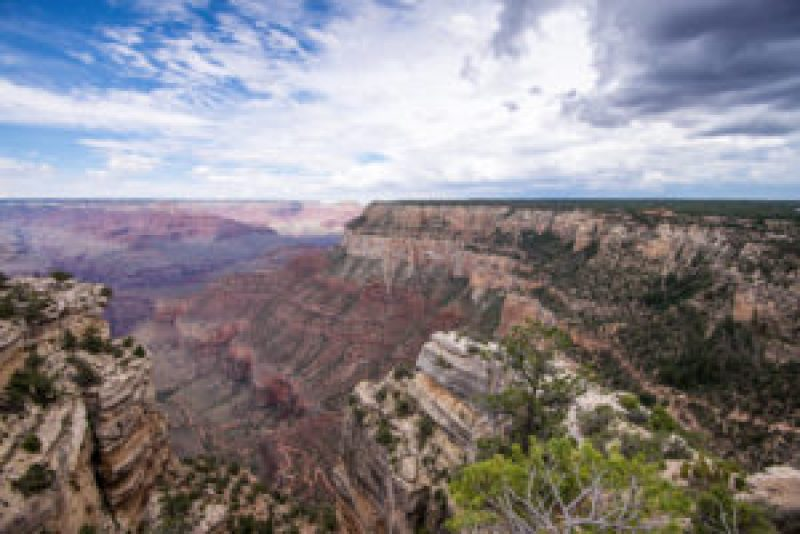 Grand Canyon, Bright Angel Trail