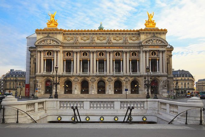 opera garnier paris france phantom