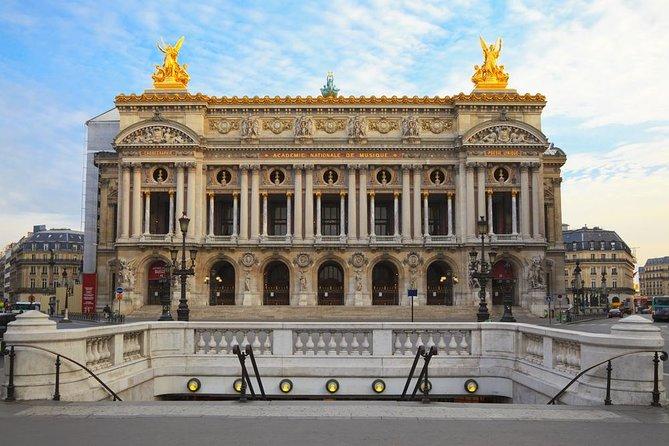 opera garnier paris france phantom