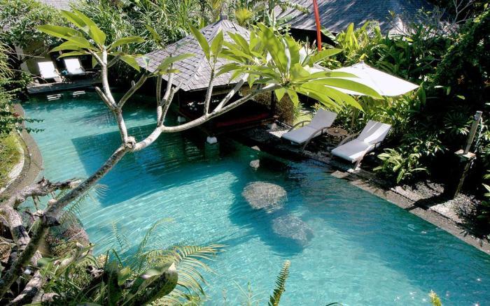 Taman Baru Bali Villas, Canggu