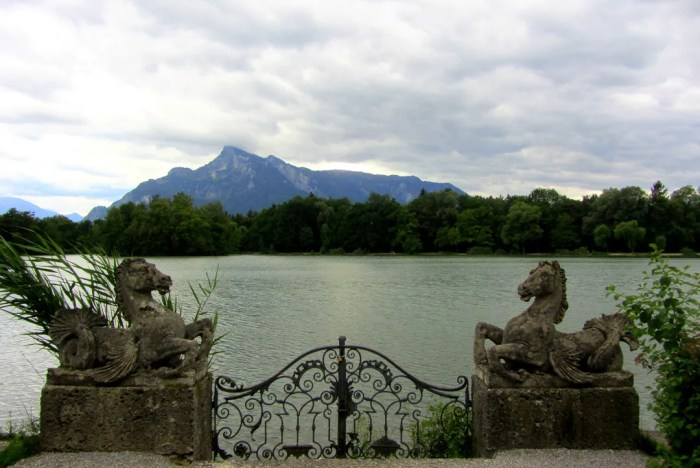 Sound of Music Set- Schloss Leopoldskron, Salzburg, Austria