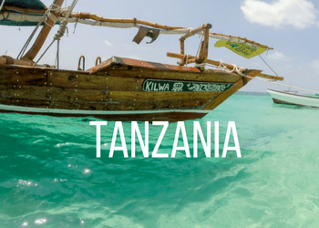 ITINERARY IDEAS: 2 WEEKS IN TANZANIA