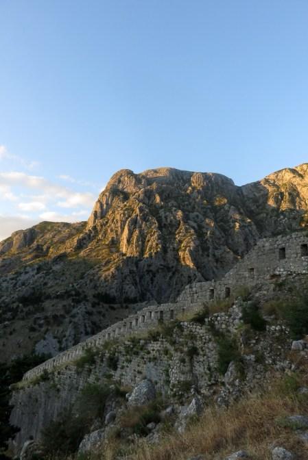 Saint John Fortress, Kotor, Montenegro