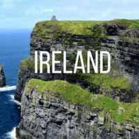 Ireland Road Trip: Itinerary Ideas