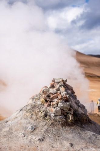 Hverir Geothermal Area