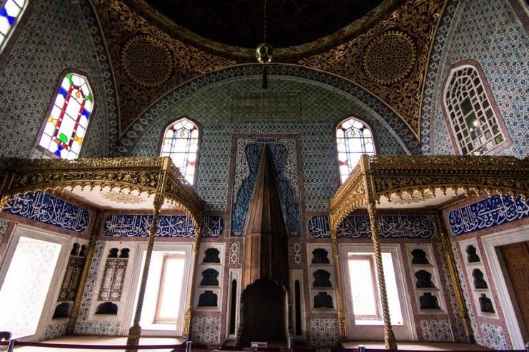 Topkapi, Istanbul, Turkey