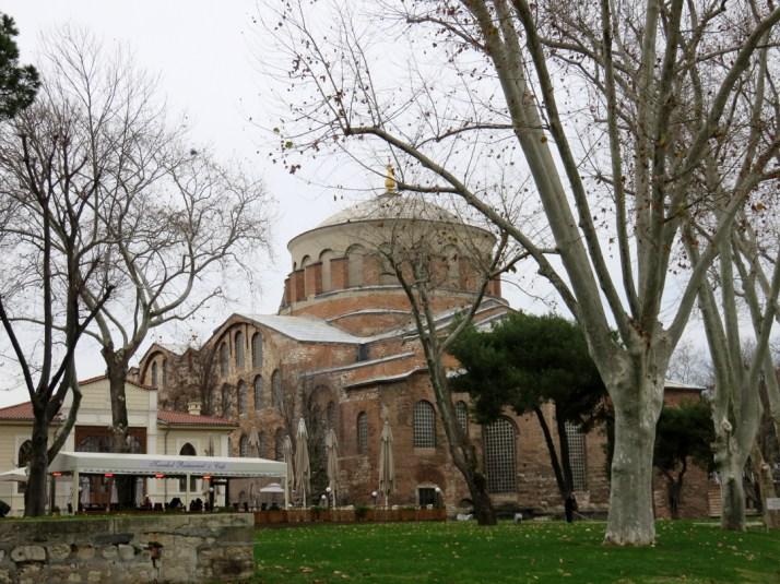 Hagia Irene, Istanbul, Turkey