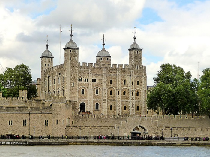 Tower of London, England, Thames, Tudors