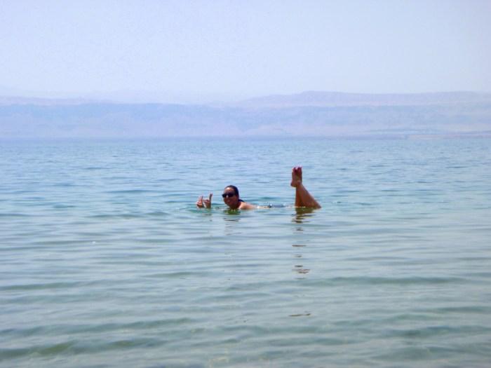 Amman Beach: Dead Sea, Jordan