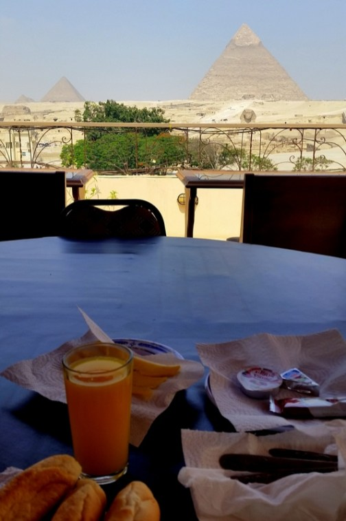 Pyramid View, Cairo