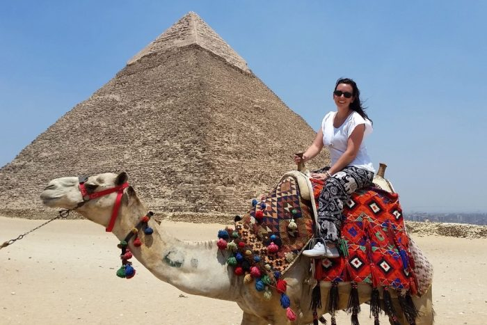 camel, giza, pyramids, ride camel, egypt