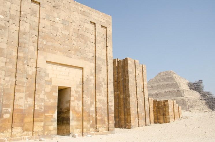saqqara cairo egypt pyramids