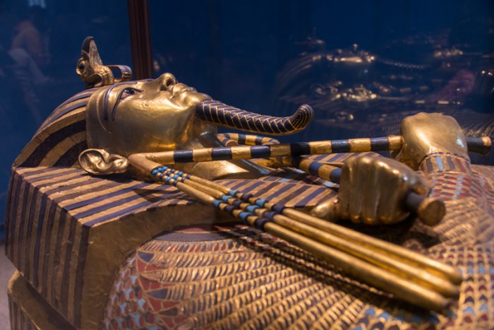 King Tut, Cairo, Egyptian Museum